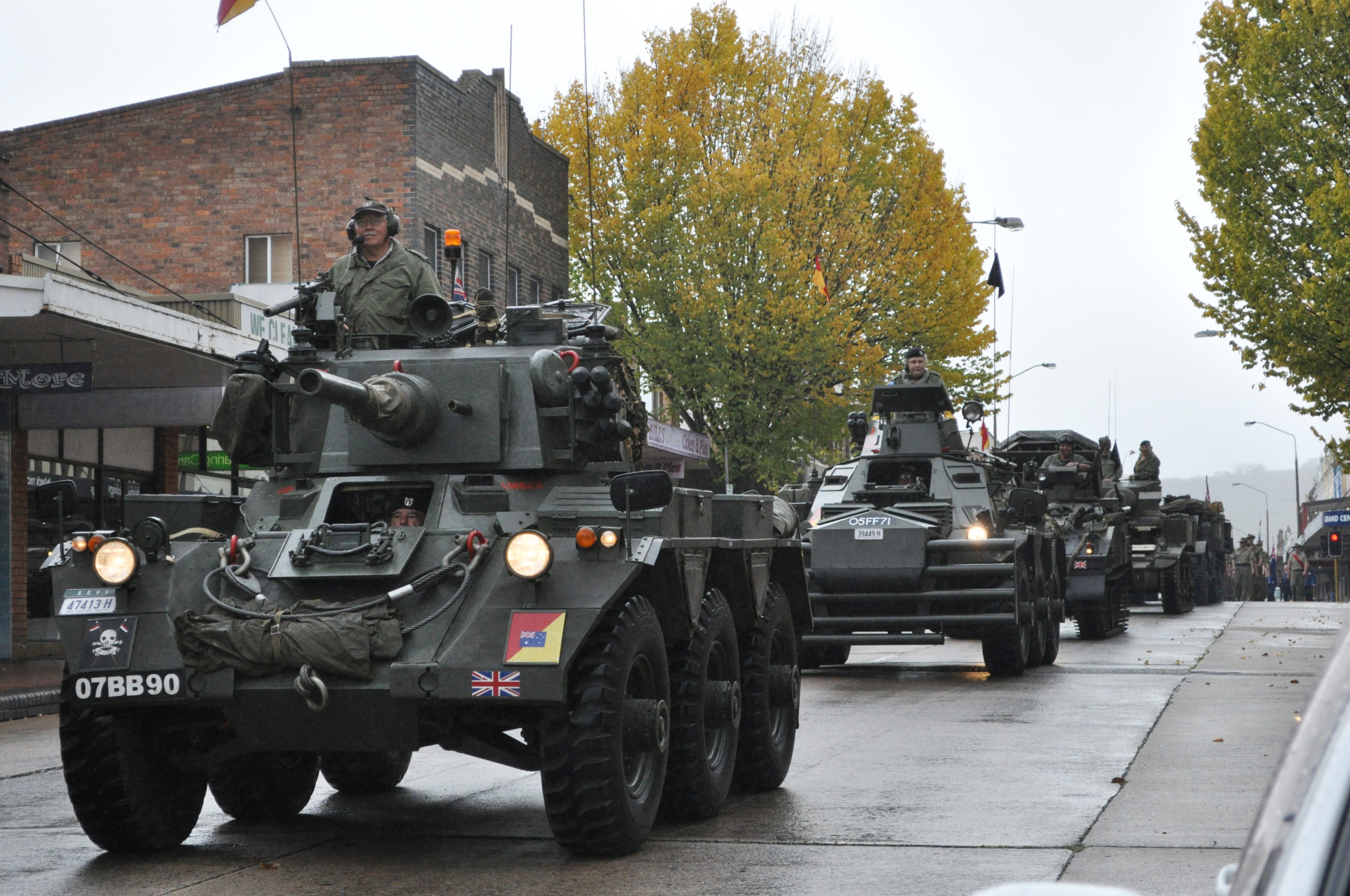 Convoy Lithgow 2
